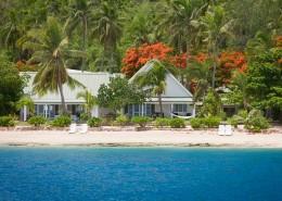 Malolo Island Resort Fiji - Bure Exterior