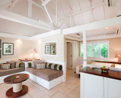 Malolo Island Resort Fiji - Ocean View Bure Interior