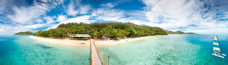 Malolo Island Resort Fiji - Panoramic