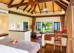 Matamanoa Island Resort Fiji - Villa Interior