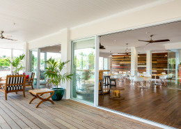 Musket Cove Island Resort & Marina Fiji - Trader Cafe