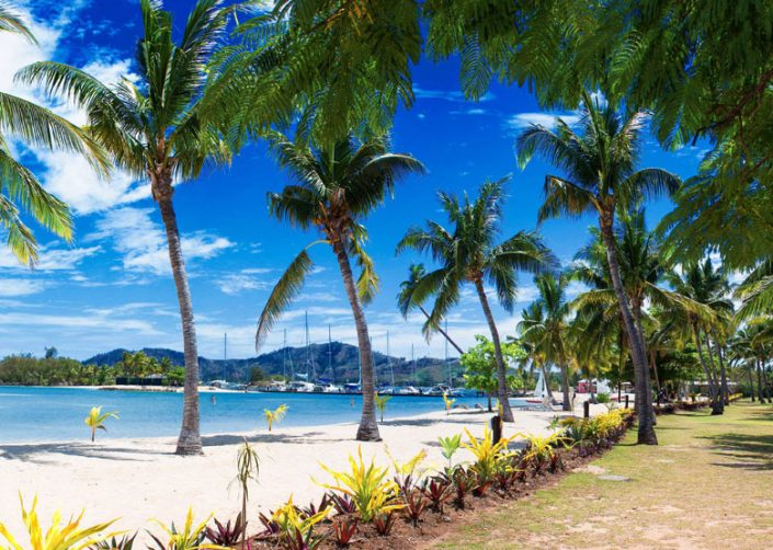 Musket Cove Island Resort & Marina, Fiji - Beachfront