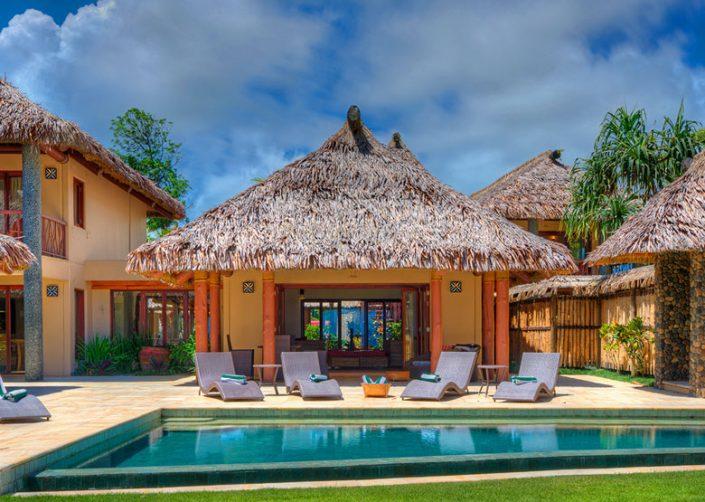 Nanuku Auberge Resort, Fiji - Ocean View Residence Villas