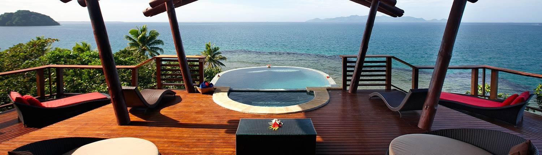 Nanuku Auberge Resort Fiji - Vunikau Penthouse