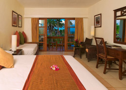 Naviti Resort Fiji - Room Interior