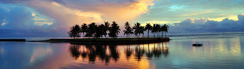 Naviti Resort Fiji - Sunset