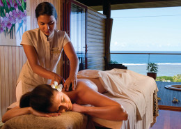 Outrigger Fiji Beach Resort - Bebe Spa Massage