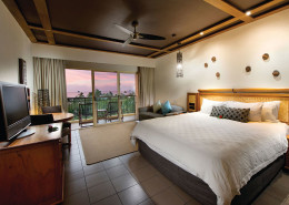 Outrigger Fiji Beach Resort - Hotel Room Interior