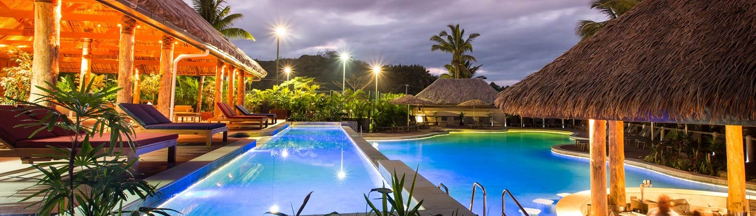 Outrigger Fiji Beach Resort - Vahavu Pool