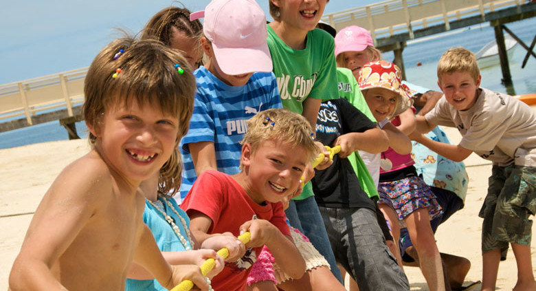 Plantation Island Resort Fiji - Kids Fun
