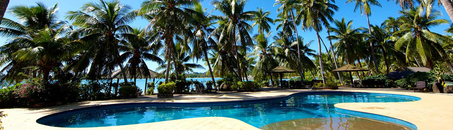 Plantation Island Resort Fiji - Pool