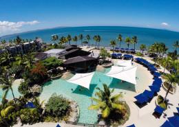 Radisson Blu Resort Fiji - Aerial View
