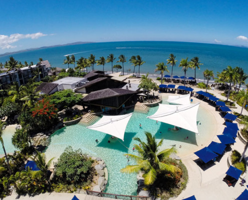 Radisson Blu Resort Fiji - Aerial View