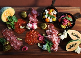 Radisson Blu Resort, Fiji - Antipasto