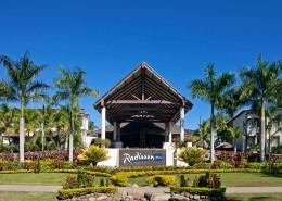 Radisson Blu Resort Fiji - Entrance