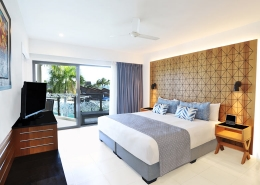 Radisson Blu Resort, Fiji - 1 and 2 Bedroom Suite Interior