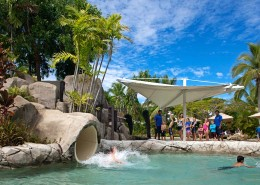 Radisson Blu Resort Fiji - Waterslide