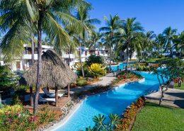 Sheraton Denarau Villas Fiji - Poolside