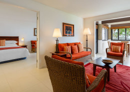 SDV - Seafront Villa Lounge