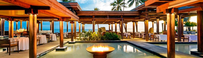 Sheraton Fiji Resort - Flying Fish Restaurant