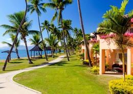 Sheraton Fiji Resort - Resort Exterior