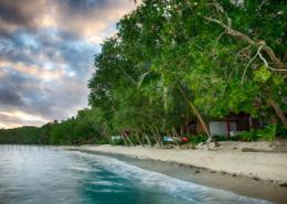 Vale Vale Beachfront Villas Vanuatu - Beachfront