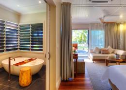 Vomo Island Resort Fiji - Villa Interior