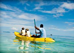 Vomo Island Resort Fiji - Water Activities