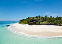 Vomo Island Resort Fiji - The Rocks