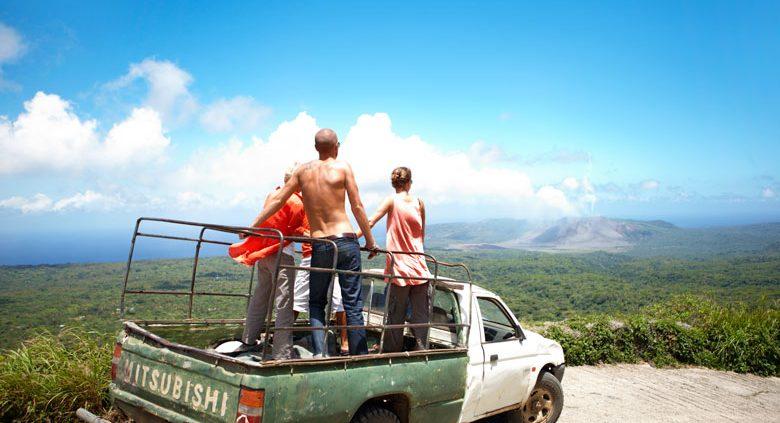 White Grass Ocean Resort, Vanuatu - Tanna Volcano Tours