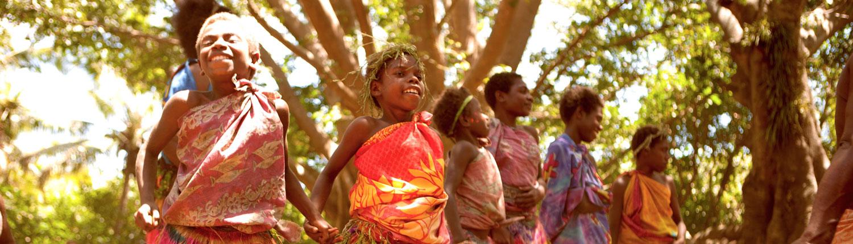 White Grass Ocean Resort, Vanuatu - Tribal Dancers