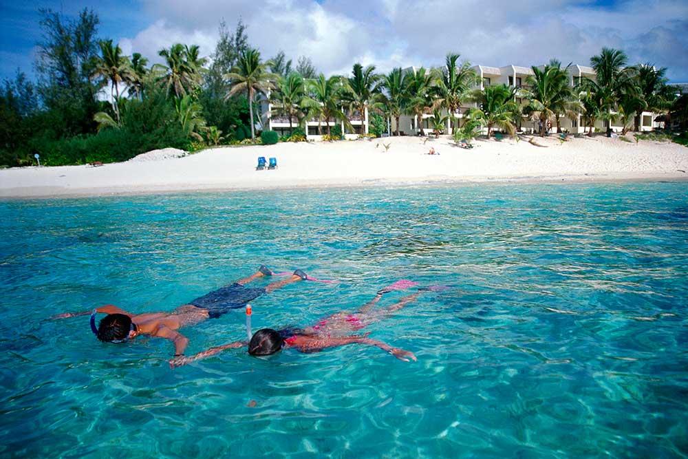 Edgewater Resort Spa Cook Islands Tripadvisor