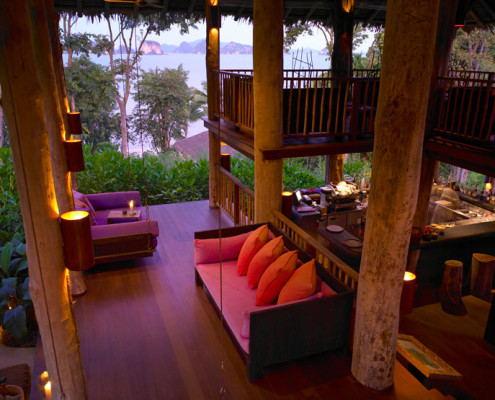 Six Senses Yao Noi Thailand - Bar