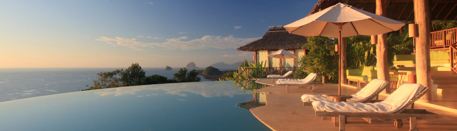 Six Senses Yao Noi Thailand - Resort Pool