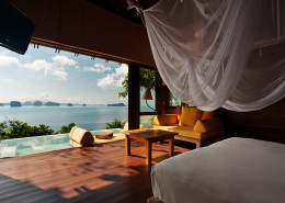 Six Senses Yao Noi Thailand - Pool Villa