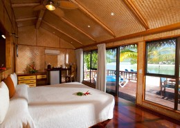 Aitutaki Lagoon Resort & Spa Cook Islands - Beachfront Bungalow