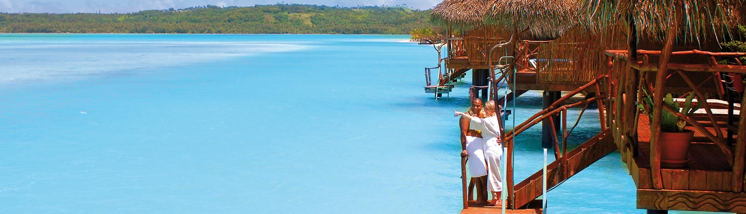 Aitutaki Lagoon Resort & Spa Cook Islands - Overwater