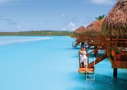 Aitutaki Lagoon Resort, Cook Islands - Breathtaking Lagoon