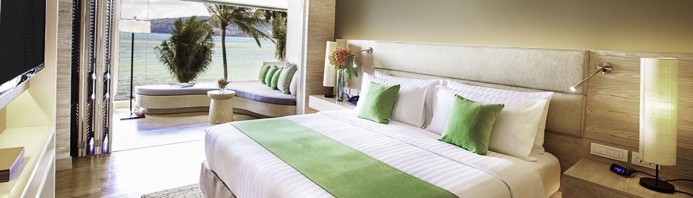 Amari Phuket, Thailand - Suite Bedroom