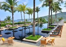 Andara Resort & Villas Thailand - Main Pool
