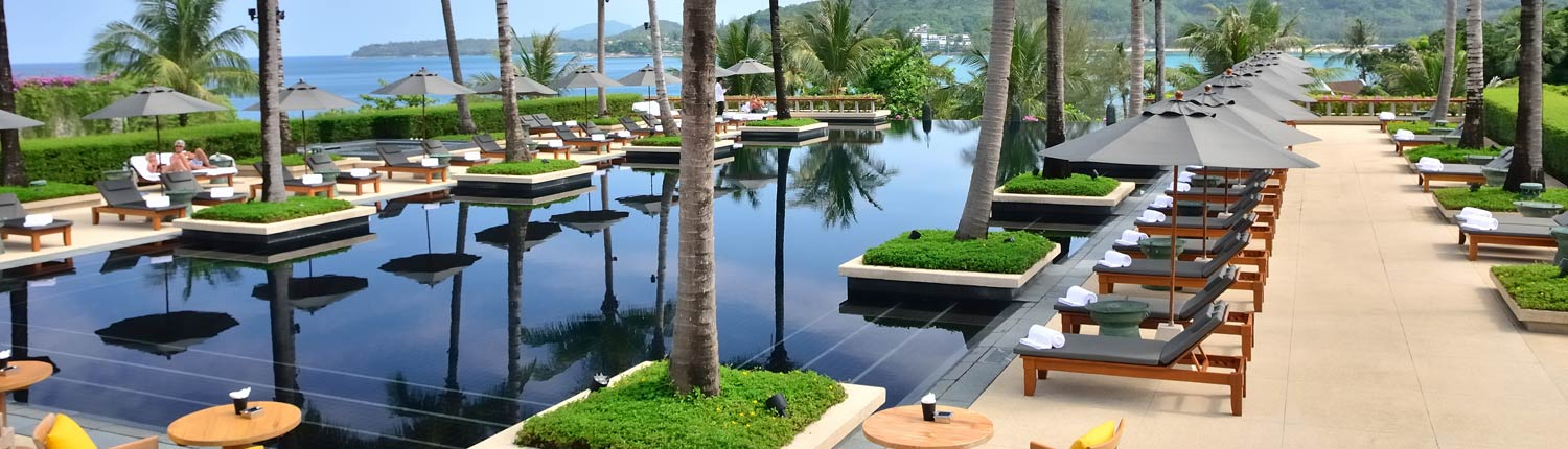 Andara Resort & Villas Thailand - Main Pool