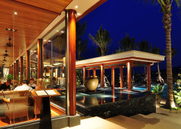 Andara Resort & Villas Thailand - Silk Restaurant
