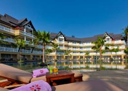 Angsana Laguna Phuket Thailand - Resort Exterior