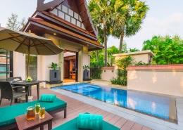 Banyan Tree Phuket, Thailand - Banyan Pool Villa Exterior