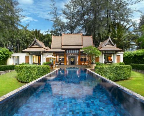 Banyan Tree Phuket, Thailand - DoublePool Villa Exterior