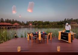 Banyan Tree Phuket, Thailand - Grand Lagoon Pool Villa BBQ
