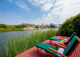 Banyan Tree Phuket, Thailand - Grand Lagoon Pool Villa Deck