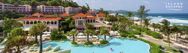 centara grand beach resort phuket deal island escapes. Black Bedroom Furniture Sets. Home Design Ideas