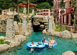 Centara Grand Beach Resort Phuket, Thailand - Lazy River