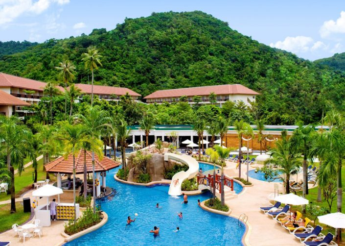 Centara Karon Resort Phuket, Thailand - Resort Pool